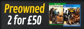 Preowned 2 for £50 Next Generation Games - at GAME.co.uk!