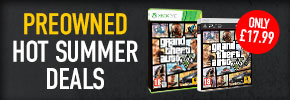 Preowned Hot Summer Deals - at GAME.co.uk! - at GAME.co.uk!