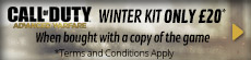 Call of Duty: Advanced Warfare Winter Kit £20 when bought with Call of Duty: Advanced Warfare - at GAME.co.uk