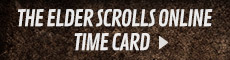 Elder Scrolls Online Time Card - at GAME.co.uk