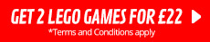 Get 2 Lego Games for £25 - at GAME.co.uk
