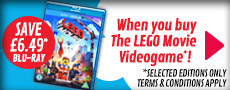 Save on LEGO Movie when you buy the videogame- at GAME.co.uk