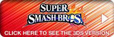 Super Smash Bros - at GAME.co.uk