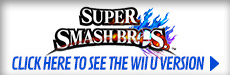 Super Smash Bros - at GAME.co.uk