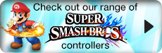 Super Smash Bros. Controllers - at GAME.co.uk