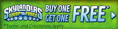 Skylanders BOGOF - at GAME.co.uk