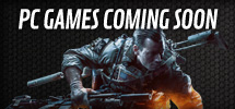 PC Games Coming Soon - at Game.co.uk