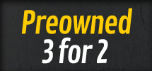 Preowned 3 for 2 - Save More Now at GAME.co.uk!