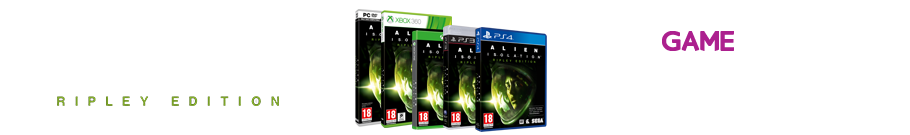 Alien: Isolation Ripley Edition - Preorder Now ONLY at GAME.co.uk