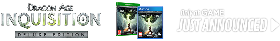 Dragon Age Inquisition Deluxe Edition Only at Game