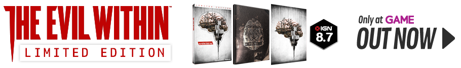 The Evil Within Limited Edition - Out Now at GAME.co.uk