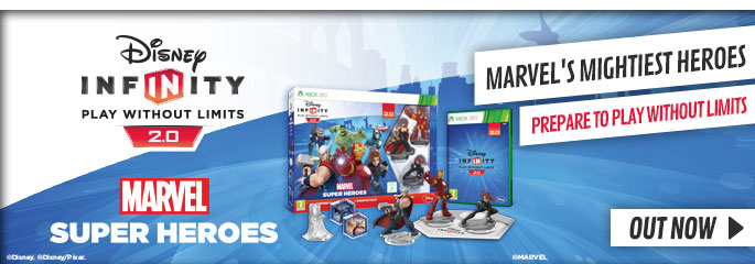 Disney Infinity 2.0 for Xbox 360 - Buy Now at GAME.co.uk!
