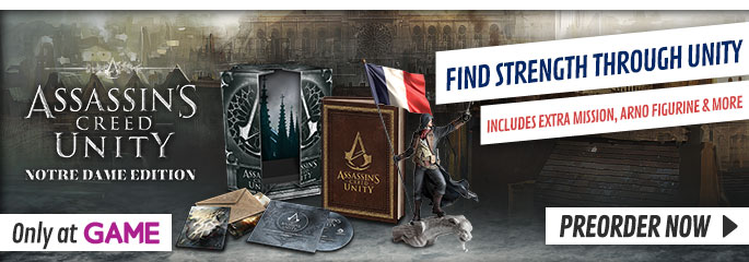 Assassin's Creed Unity Notre Dame for PC - Preorder Now at GAME.co.uk!
