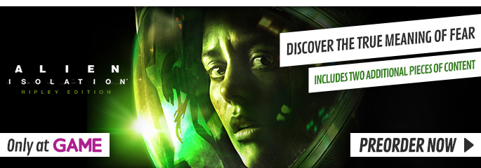 Alien Isolation for PlayStation 3  - Preorder Now at GAME.co.uk!