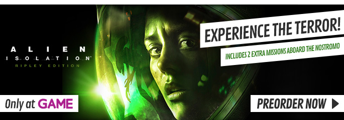 Alien Isolation for Xbox 360 - Preorder Now at GAME.co.uk!