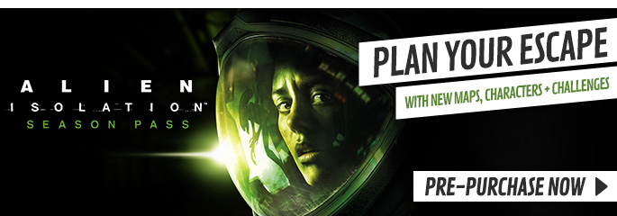 Alien Isolation Season Pass for Xbox LIVE - Downloads at GAME.co.uk!