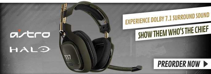 Astro A50 Halo Headset - Preorder Now at GAME.co.uk!