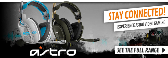 Astro Headsets - Buy Now at GAME.co.uk!