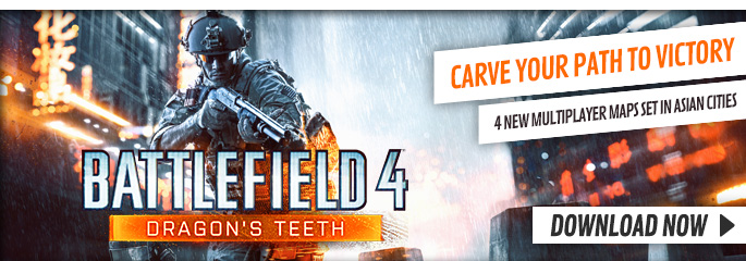 Battlefield 4 Dragon's Teeth for Xbox LIVE - Downloads at GAME.co.uk!