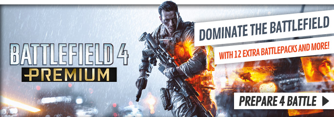 Battlefield 4 Season Pass for PlayStation Network - Downloads at GAME.co.uk!