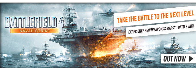 Battlefield 4: Naval Strike - Download Now at GAME.co.uk