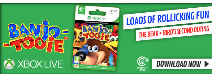 Bonjo Tooie for Xbox LIVE - Downloads at GAME.co.uk!
