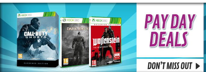 Bank Holiday Deals on Xbox 360 - Buy Now at GAME.co.uk!