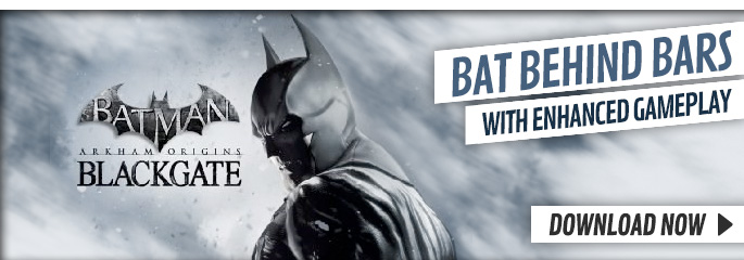 Batman: Arkham Origins Blackgate - at GAME.co.uk
