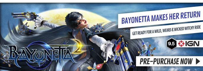 Bayonetta for Nintendo eShop - Downloads at GAME.co.uk!