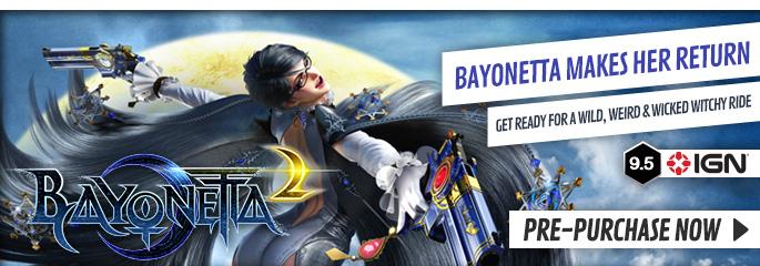 Bayonetta for Nintendo eShop - Downloads at GAME.co.uk!