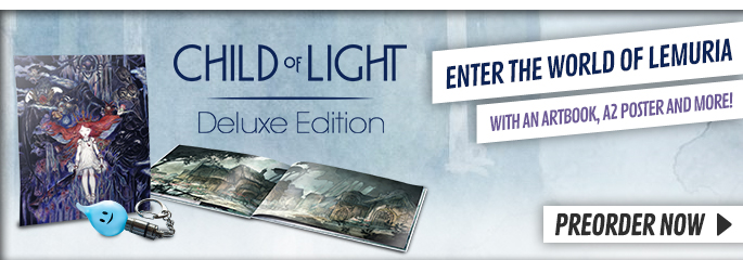 Child of Light Delue Edition for PlayStation 3  - Preorder Now at GAME.co.uk!