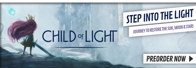 Child of Light for PC - Preorder Now at GAME.co.uk!