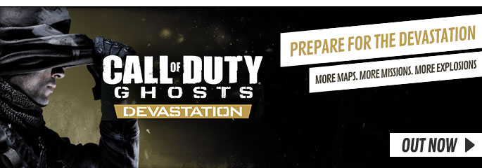 Call of Duty Devastation for PlayStation Network - Downloads at GAME.co.uk!