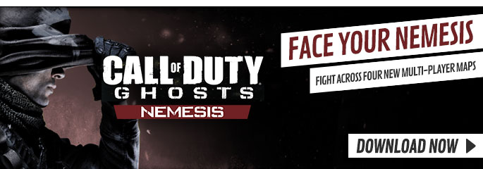 Call Of Duty Ghosts Nemesis - for Xbox Live