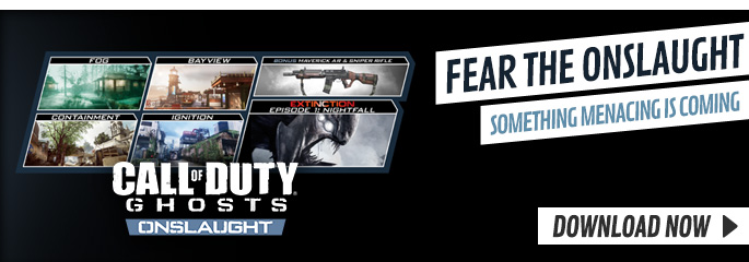 COD Onslaught for PlayStation Network - Downloads at GAME.co.uk!
