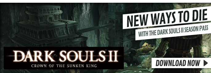 Dark Souls II: Crown of the Sunken King - Buy Now at GAME.co.uk!