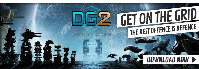 Defence Grid 2 for Xbox LIVE - Downloads at GAME.co.uk!
