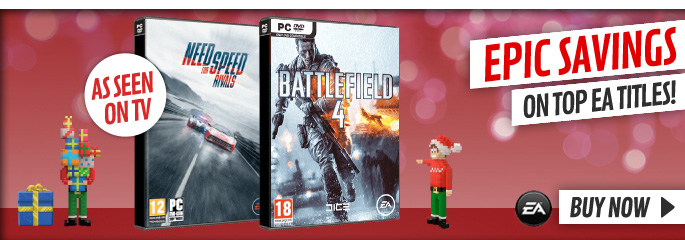 EA titles for PC - Buy Now at GAME.co.uk!