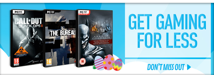 Get Gaming for Less for PC - Buy Now at GAME.co.uk!