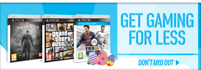 Get Gaming for Less for PlayStation 3  - Buy Now at GAME.co.uk!