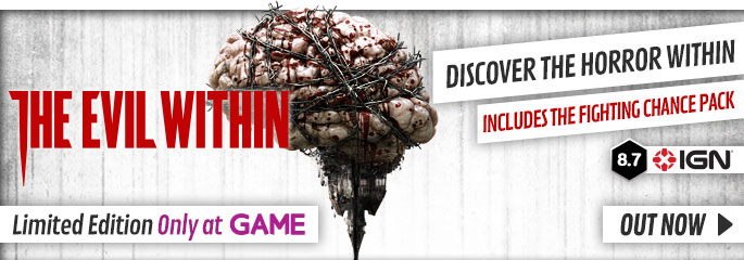 The Evil Within for PlayStation 3 - Preorder Now at GAME.co.uk!