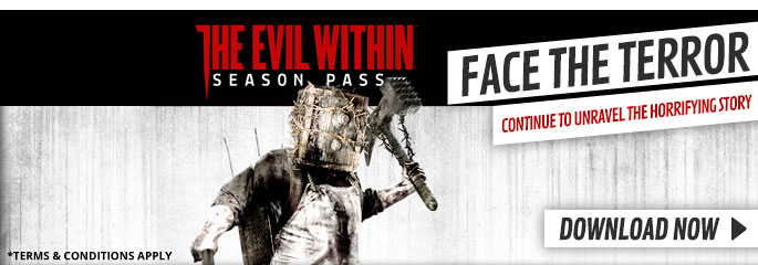Evil Within Season Pass for Xbox LIVE - Downloads at GAME.co.uk!
