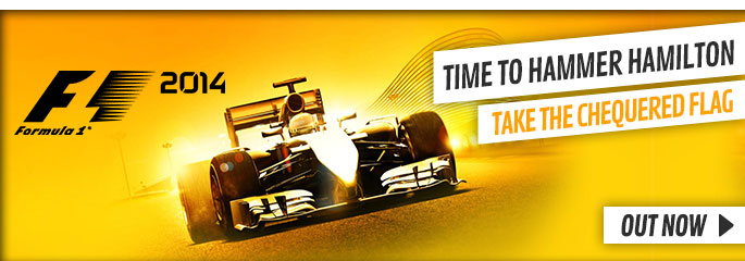 F1 2014 for Xbox 360 - Out Now at GAME.co.uk!