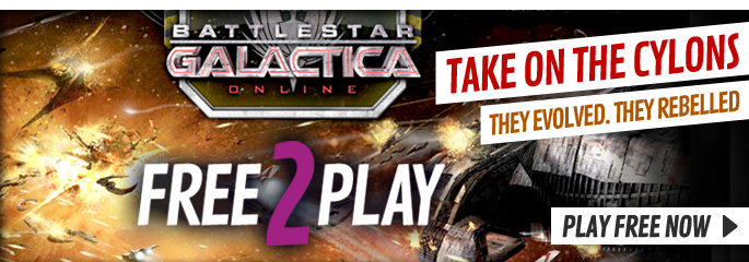 Battlestar Galactica for Free 2 Play - xx Now at GAME.co.uk!