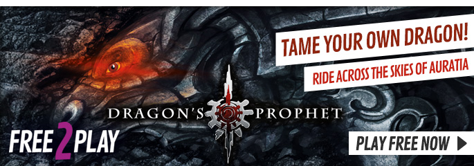 Dragon's Prophet for Free 2 Play - xx Now at GAME.co.uk!