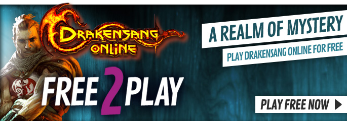 Drakensang for Free 2 Play - xx Now at GAME.co.uk!