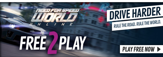 Need for Speed World for Free 2 Play - at GAME.co.uk!