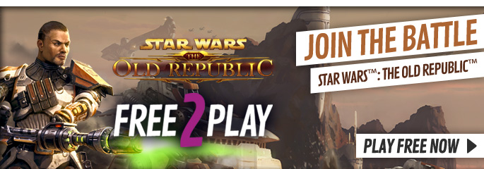 Starwars: The Old Republic - at GAME.co.uk!
