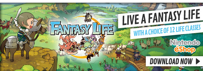 Fantasy Life for Nintendo eShop - Download Now at GAME.co.uk!