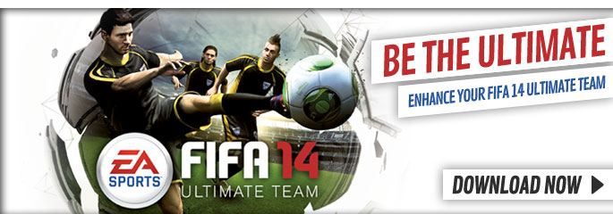 FIFA 14 Ultimate Team Wallet Top Up for PlayStation Network - Downloads at GAME.co.uk!